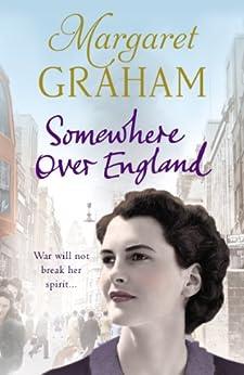 Somewhere Over England by [Margaret Graham]
