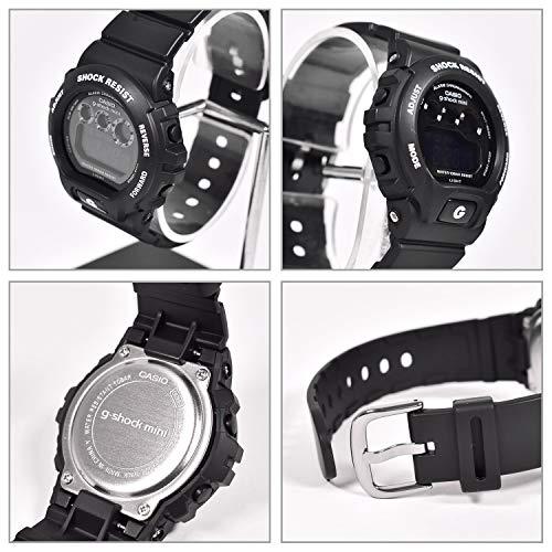 『CASIO カシオ 腕時計【g-shock mini】GMN-691-1AJF BLACK [時計]』のトップ画像