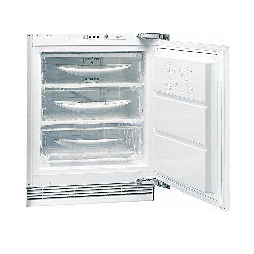 Hotpoint BFS 1222.1 - Congelatore verticale da incasso (63 L, 3 kg/24h, SN-T, A+), Bianco