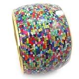Les Trésors De Lily J9169 - Bracelet créateur 'Bohemian Rh