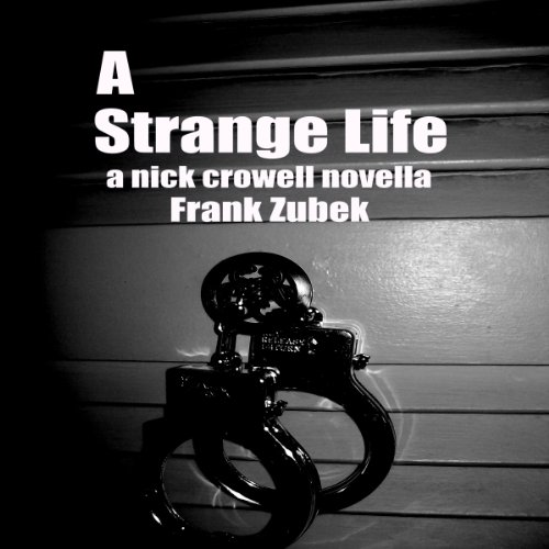 A Strange Life audiobook cover art