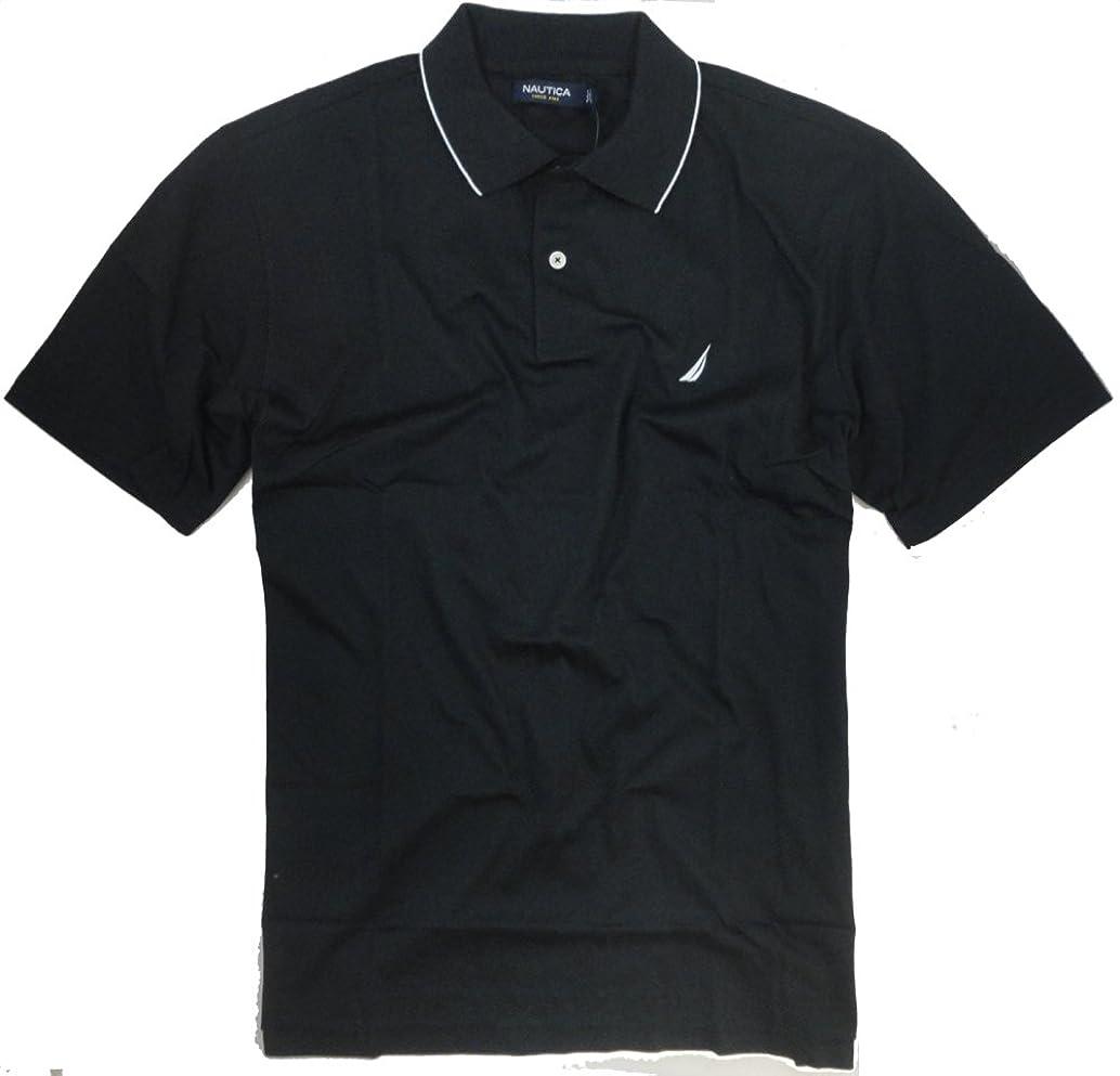 Nautica Men's Classic Tipped Polo Shirt