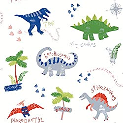 1. Arthouse Kids Dino Doodles Wallpaper