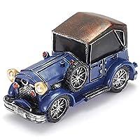 樹脂クラフトギフトレトロ車モデル装飾 (Color : A)