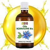 OLIO BORRAGINE BIO 50 ml - 100% PURO - PELLE, VISO...