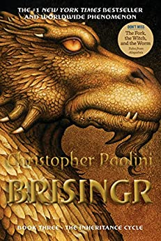 Brisingr (The Inheritance Cycle Book 3) by [Christopher Paolini]