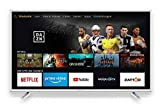 Grundig Vision 7 - Fire TV Edition (49 GUW 7060) 123 cm (49 Zoll) Fernseher (Ultra HD, Alexa-Sprachsteuerung, HDR) weiß [Modelljahr 2019]