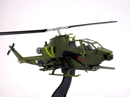 Bell AH-1 (AH-1S) Cobra Israeli Air Force 1/72 Scale Helicopter Model