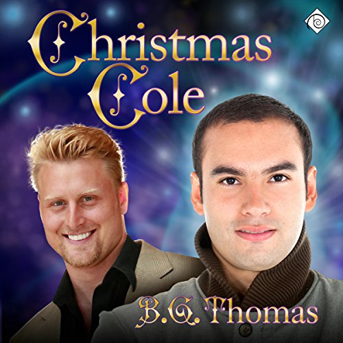 Christmas Cole audiobook cover art