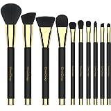 Makeup Brushes EmaxDesign 10 Pieces Makeup Brush Set Professional Foundation Blending Contour Eyeshadow
