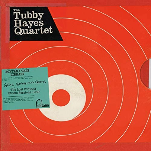 The Tubby Hayes Quartet