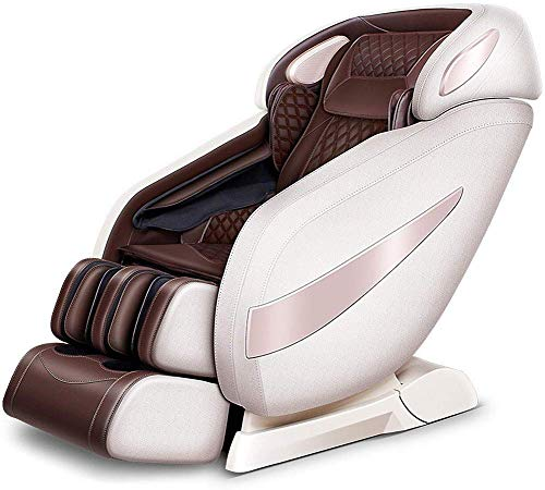 Review SISHUINIANHUA Armchair Massage Chairs Electric Professional Relax Air Massager with Shiatsu, ...
