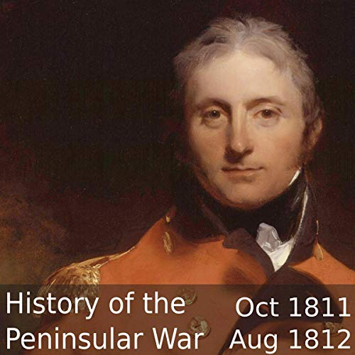 A History of the Peninsular War Volume 5 cover art