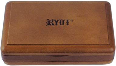 "RYOT 3x5"" Solid Top Box in Walnut 