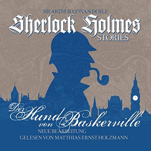 Der Hund von Baskerville audiobook cover art