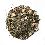 Aromas de Té Infusión de Menta, Regaliz y Anís muy Digestiva Natural 100%, 100 gr