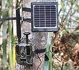 Trail Camera Solar Panel, BALEVER Solar Battery...