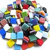 Craft Mosaic Tiles - 12mm - Opus Mix - Caramba
