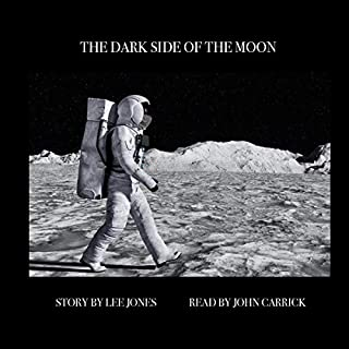 The Dark Side of the Moon audiobook cover art