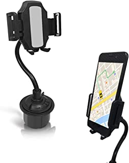 Adjustable Cup Phone Holder for Car,WERONE Phone Holder Cup Phone Mount Universal Cup Phone Holder Car Mount
