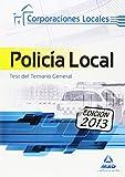 Policía Local Test del Temario General (Corporaciones Locales (est)