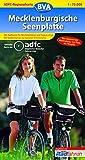 ADFC Regionalkarten, Mecklenburger Seenplatte: Von Güstrow bis Rheinsberg , von Plau bis Templin. Alle Radtouren für Wochenendtour und Tagesausflug. ... des Allgemeinen Deutschen Fahrrad-Club e.V