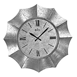 Bulova Nouveau 30-in. Wall Clock