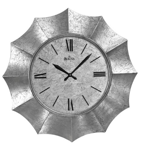 Bulova Nouveau 30-in. Wall Clock