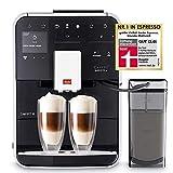 Melitta Machine à Café et Boissons Chaudes Automatiques avec récipient à lait, Commande par...