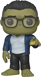 Funko Pop! Marvel: Avengers Endgame - Hulk with Taco, Multicolor (45139)