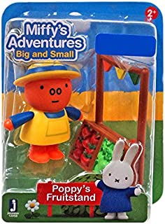 Miffy's Adventures Big and Small-Poppy's Fruitstand