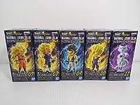 DRAGONBALL LEGENDS COLLAB ワールドコレクタブルフィギュア vol.2 5種セット