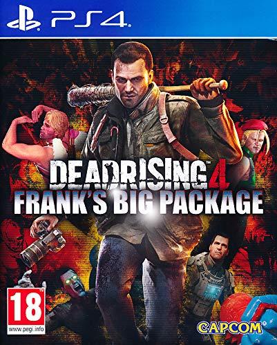 Dead Rising 4 PS-4 UK Le forfait complet de multi Frank [Import anglais]