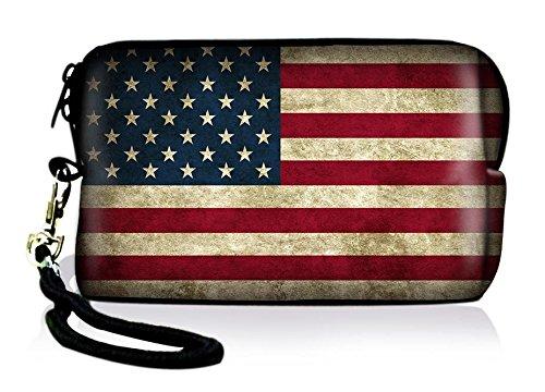 Silent Monsters 1005002014neoprene Universal Custodia per fotocamera per fotocamera compatta USA
