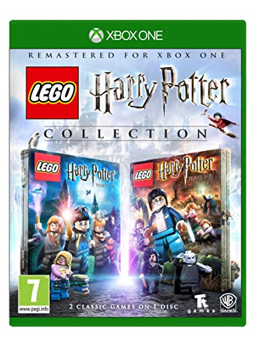 Lego Harry Potter Collection Years 1-4 & 5-7