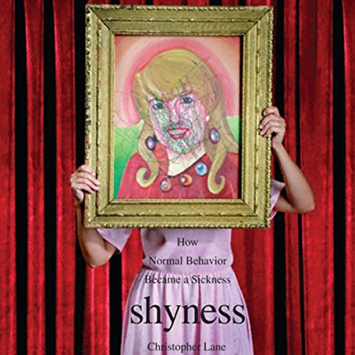 Shyness  audiobook cover art