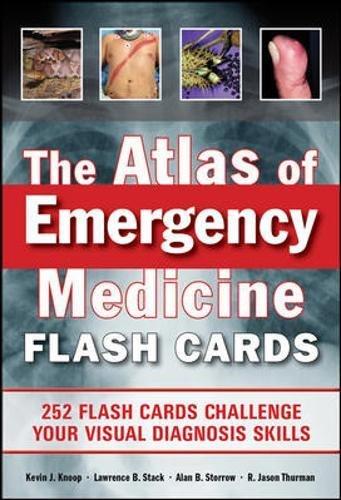 The Atlas of Emergency Medicine Flashcards