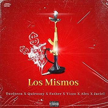 Twelteen -Los Mismos (feat. Quirosny, Yizzo, Alex & Jaciel)