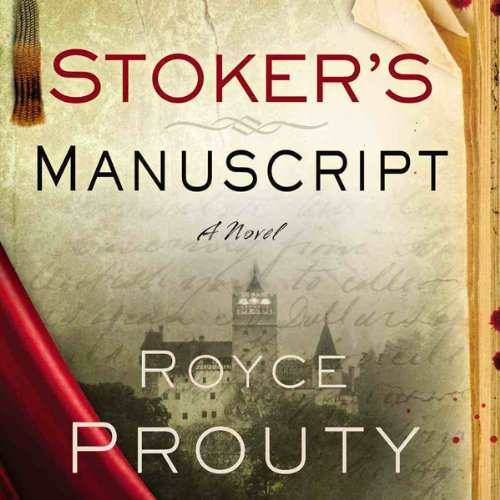 Stoker's Manuscript audiobook cover art