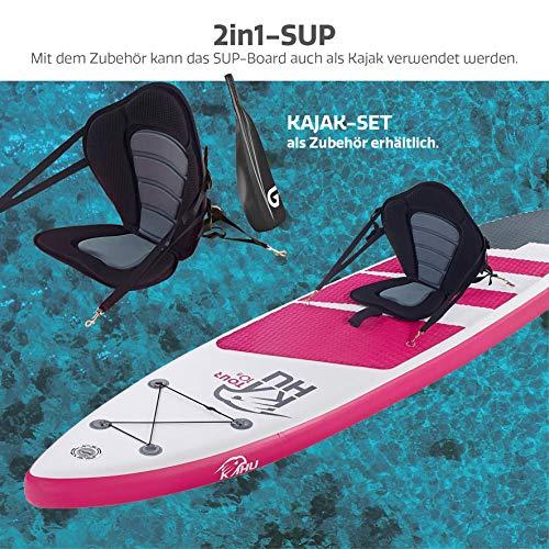 KAHU® Tour 10'8'' Stand up Paddling Board - 4