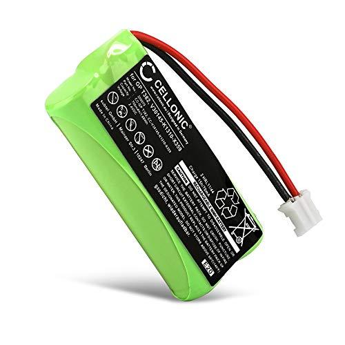 CELLONIC Batería Compatible con Siemens Gigaset A120 A14 A140 A145 A160 A165 A245 A240 A260 A265, Universum CL15 SL15 (700mAh) V30145-K1310-X383,V30145-K1310-X359 bateria de Repuesto, Pila reemplazo