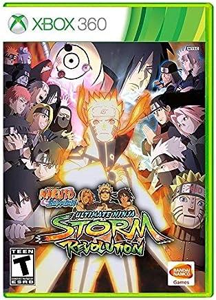 Naruto Ultimate Ninja Revolution - Xbox 360