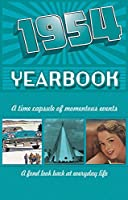 Seek Publishing 1954 Yearbook KardLet (YB1954) [並行輸入品]
