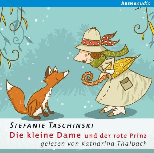Die kleine Dame und der rote Prinz (Die kleine Dame 2) audiobook cover art