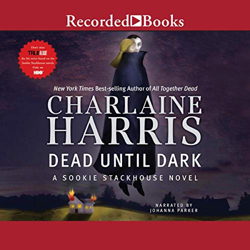 Dead Until Dark  By  cover art