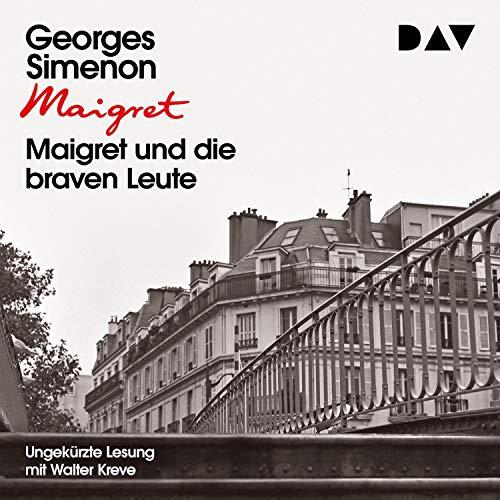 Maigret und die braven Leute Titelbild
