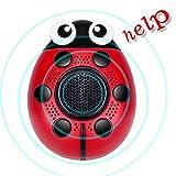 Kyson Personal Alarm Keychain130dB Self Defense SOS Emergency Human Voice Safety Sirens for Women/Elderly/Kids/Adventurer/Night Workers/Explorer with Flashlight Speaker Function