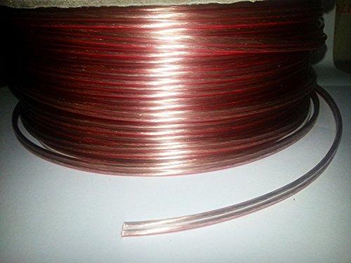 Generic lti-hilos alto ar Audio 10 m 2 x 0,75 mm calidad multi-hilos de Cable para altavoces/para Cable para casa o de conexión de Audio para lti-hilos alto 10 m 2 x de alta calidad<1&1064*1>