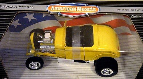 Ertl Collectibles '32 Foed Street Rod - American Muscle 1996 by American Muscle ERTL Collectibles