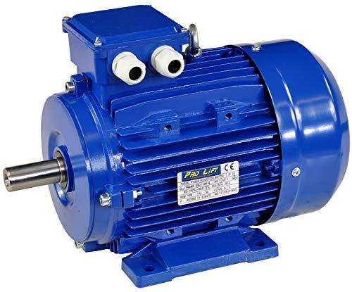 Pro-Lift-Werkzeuge 3-Phasen Drehstrommotor 4 kW 400/690 V Elektromotor 1430 U/min Industriemotor electric motor B3 Drehstrom 4000W 400V/690V